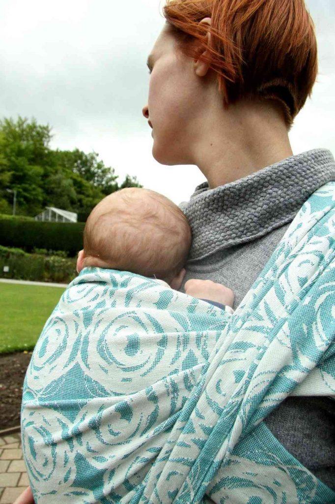 Portage bébé MaterneetLait